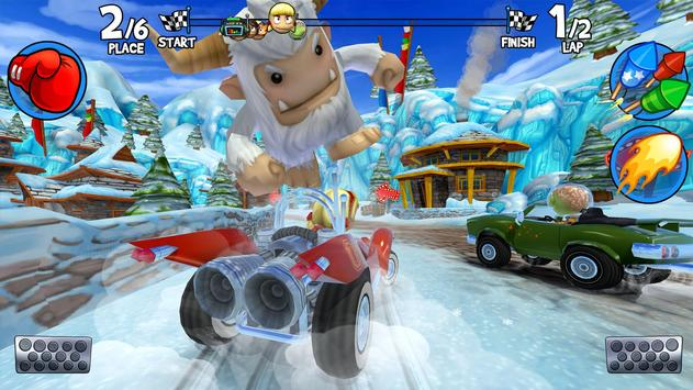 Beach Buggy Racing 2 captura de pantalla 2