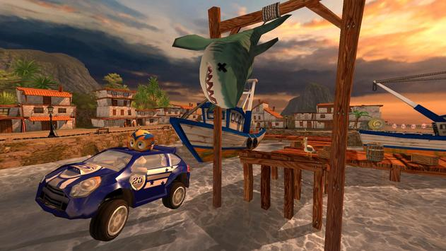 Beach Buggy Racing स्क्रीनशॉट 11