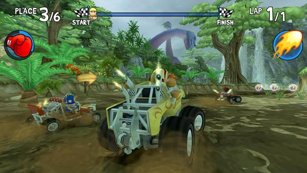 Beach Buggy Racing स्क्रीनशॉट 1