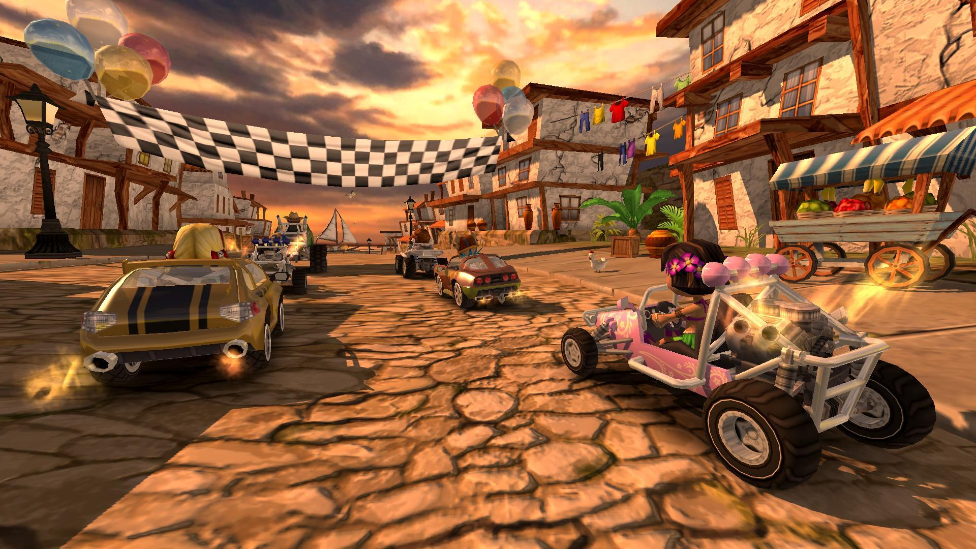Beach Buggy Racing APK Download for Anddroid - Free Racing