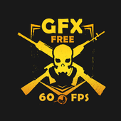 GFX Tool Free - Game Booster for Battleground icon