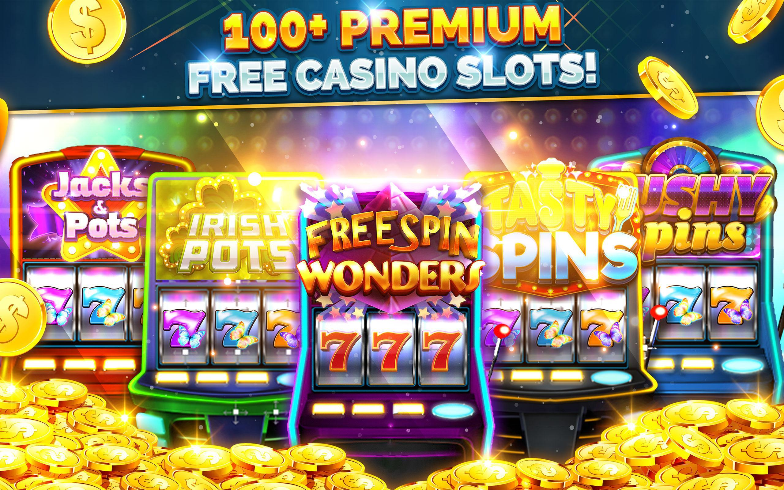 Free Download Casino Games Slots
