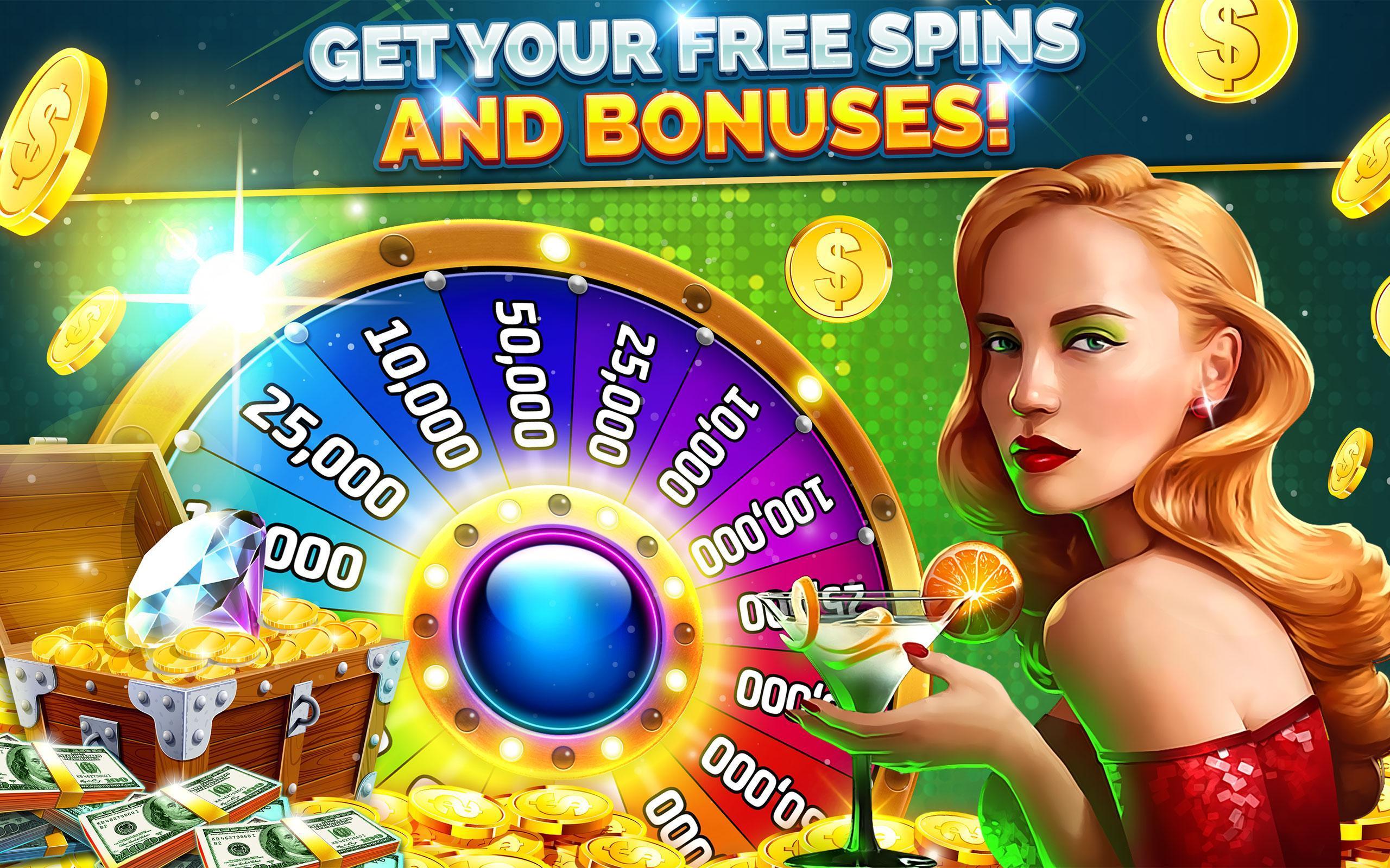 Free Slots On Machine