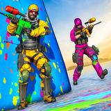 Paintball Shooter Arena