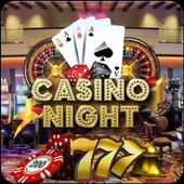 BIG WIN SLOTS : Casino Night Slot Machine Big Win icon