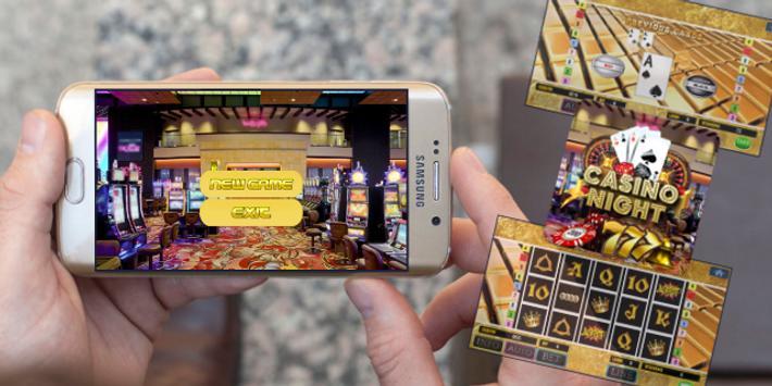 BIG WIN SLOTS : Casino Night Slot Machine Big Win screenshot 1