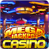 MEGA JACKPOT CASINO : Jackpot Slot Machine Vegas icon