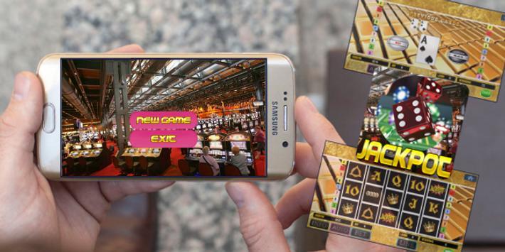 MEGA SUPER SLOTS : Win Jackpot Casino Slot Machine poster