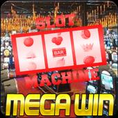 SLOTS MEGA WIN : Mega Jackpot Slot Machine Casino icon