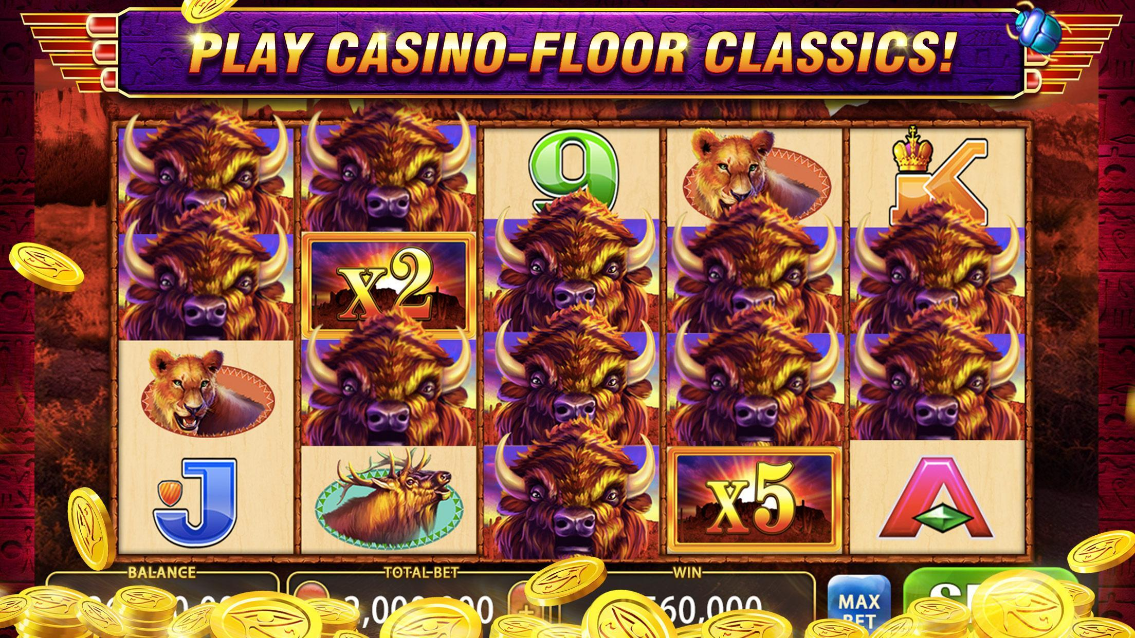 Rainbow riches party free play