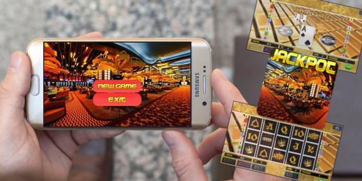 WILD VEGAS SLOTS : Super Bonus Slot Machine Casino poster