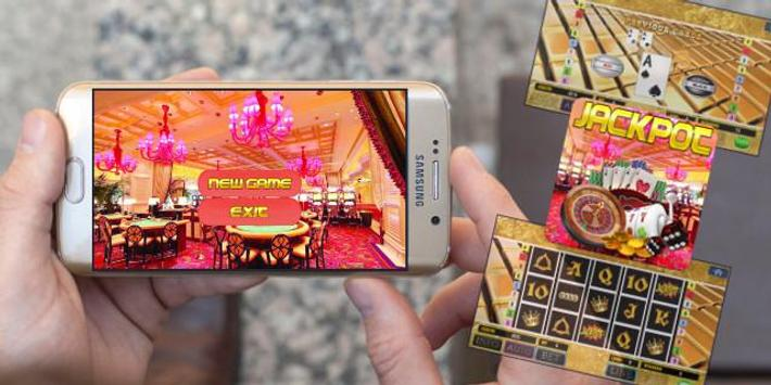 WILD VEGAS CASINO : Slot Machine Jackpot Vegas poster