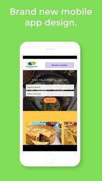 Vegetarian Society Recipes poster
