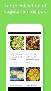 Vegetarian Society Recipes screenshot 1