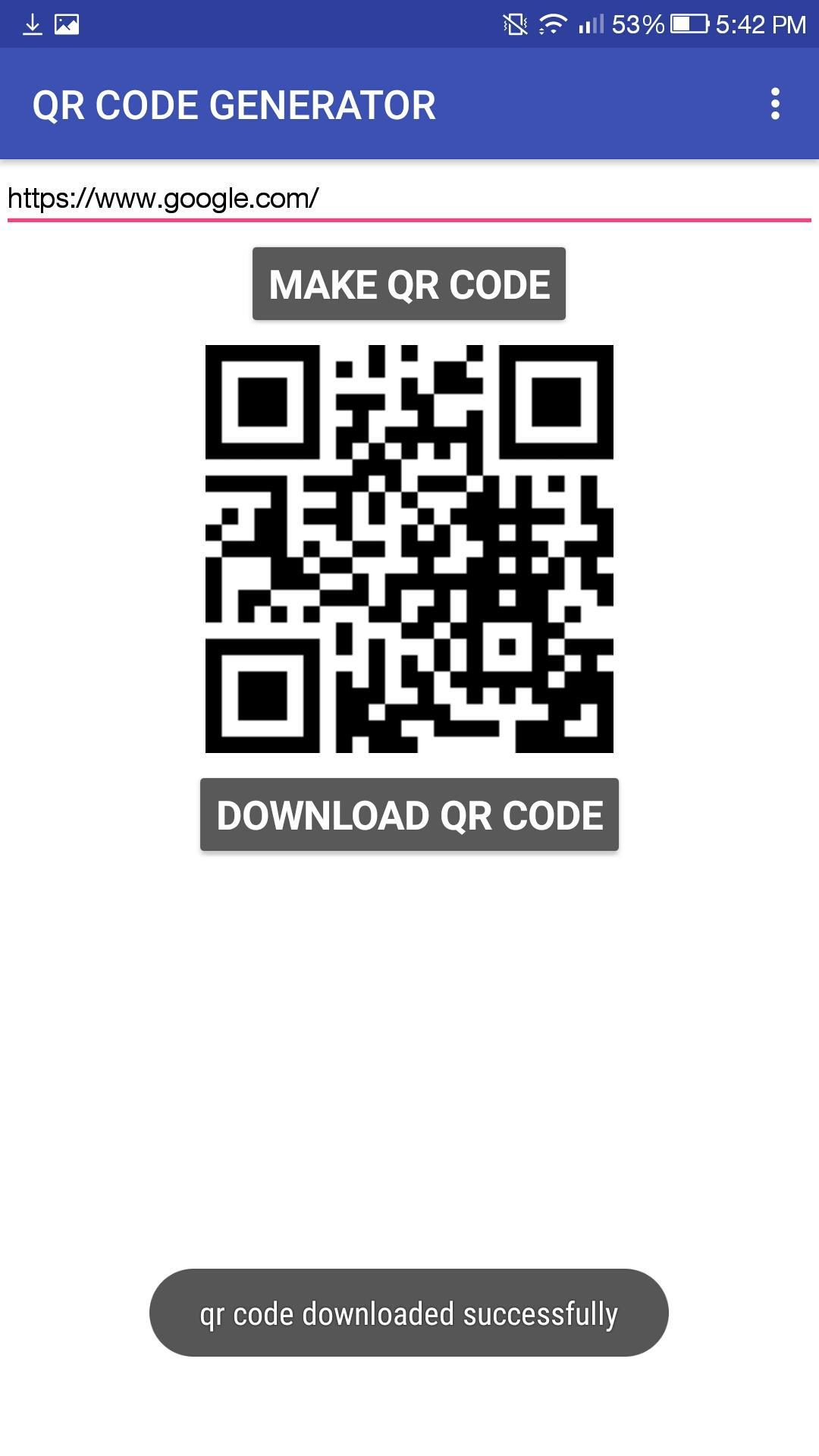 SCAN ME - qr code scanner and genarator for Android - APK