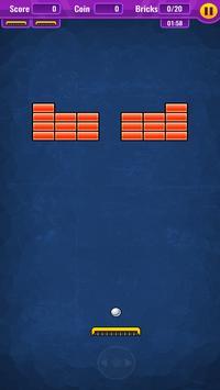Brick Breaking Game screenshot 3