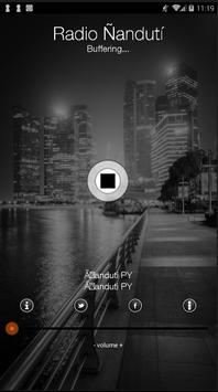 Radio For Ñandutí 1020 Paraguay screenshot 1