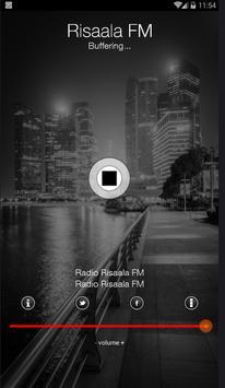 Radio For Risaala FM screenshot 1