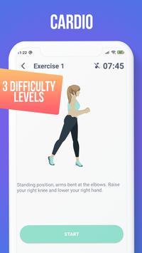 Кардио Тренировки скриншот 4
