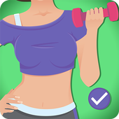 Upper Body Workouts आइकन