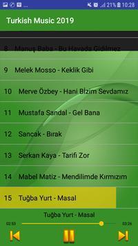 En Yeni Türkçe Pop Şarkılar  2019 ảnh chụp màn hình 3