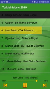 En Yeni Türkçe Pop Şarkılar  2019 ảnh chụp màn hình 2