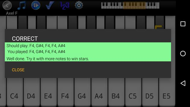 鋼琴旋律免費 截圖 2