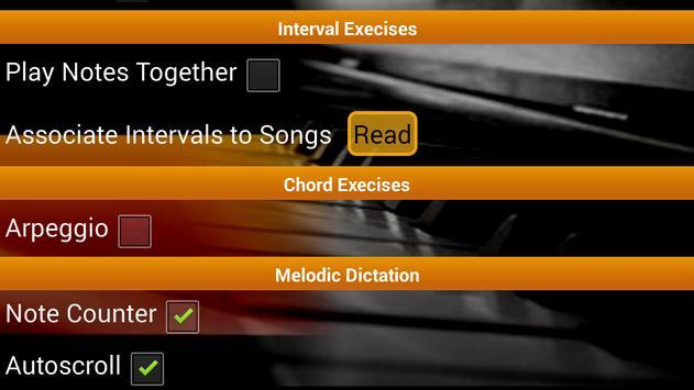 Piano Ear Training Free screenshot 6