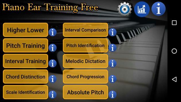 Piano Ear Training Free screenshot 7
