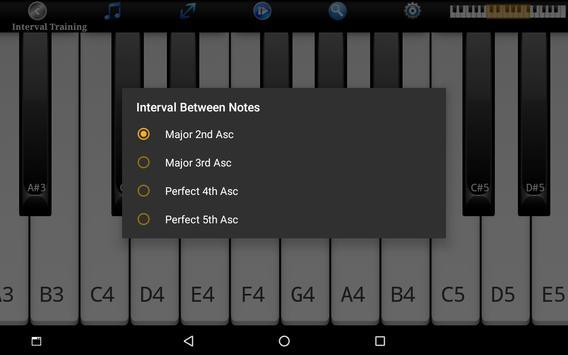 Piano Ear Training Free screenshot 9