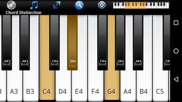 Piano Ear Training Free poster