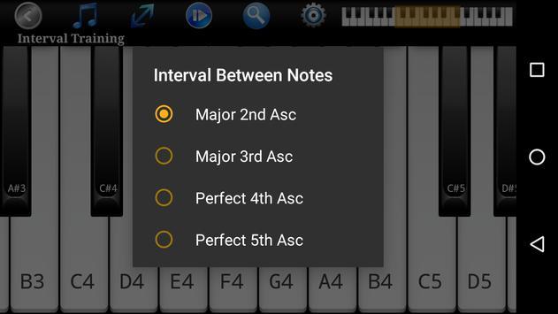 Piano Ear Training Free screenshot 1