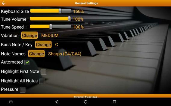 Piano Ear Training Free screenshot 23