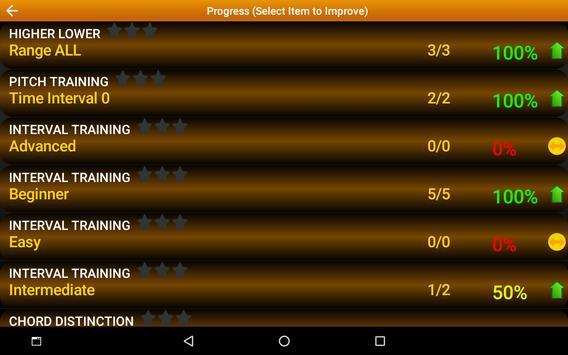 Piano Ear Training Free screenshot 20