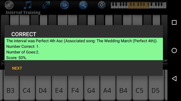 Piano Ear Training Free screenshot 2