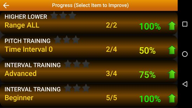 Piano Ear Training Free screenshot 3