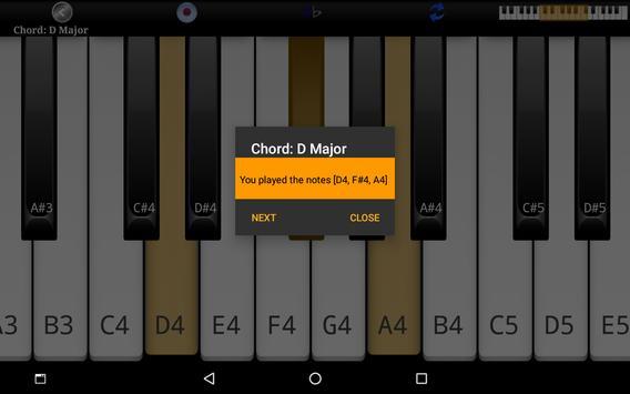ピアノの音階と和音-ピアノの弾き方を学ぶ スクリーンショット 23