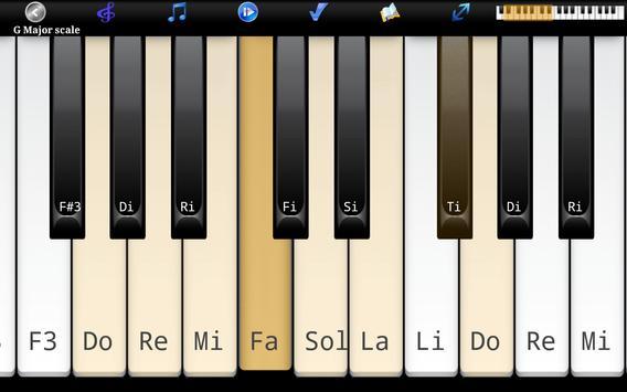 ピアノの音階と和音-ピアノの弾き方を学ぶ スクリーンショット 9