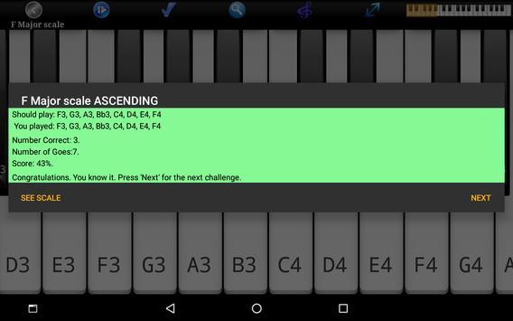 ピアノの音階と和音-ピアノの弾き方を学ぶ スクリーンショット 10