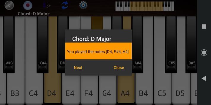 ピアノの音階と和音-ピアノの弾き方を学ぶ スクリーンショット 4