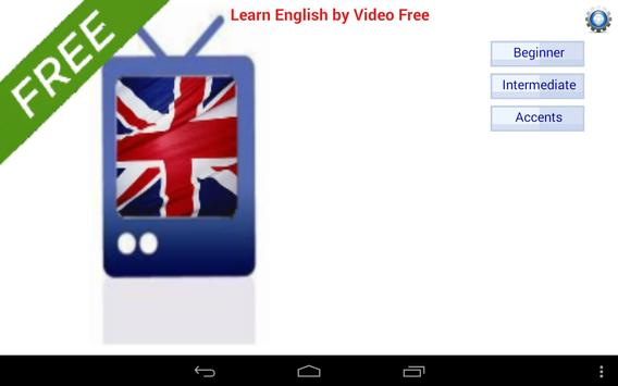 Learn English by Video Free screenshot 8