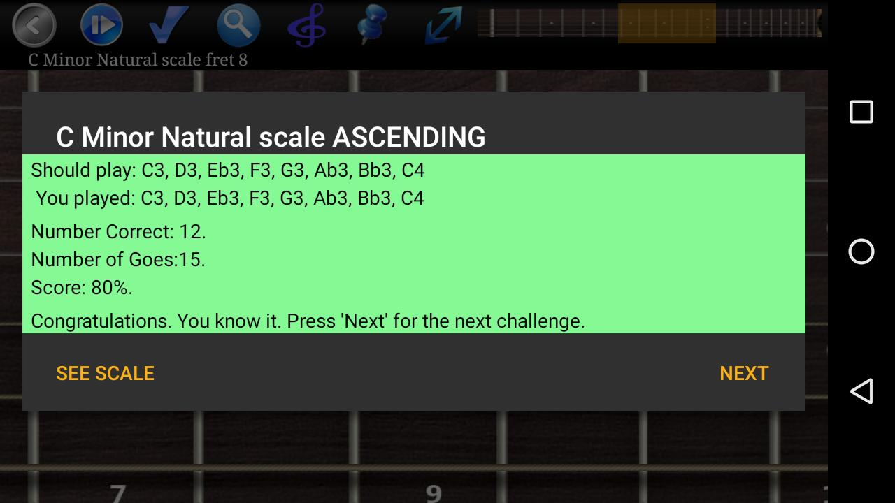 Guitar Scales & Chords Free for Android - APK Download