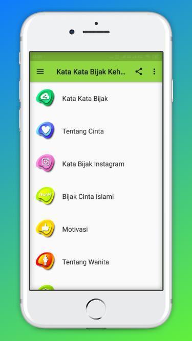 Kata Kata Bijak Kehidupan Für Android Apk Herunterladen