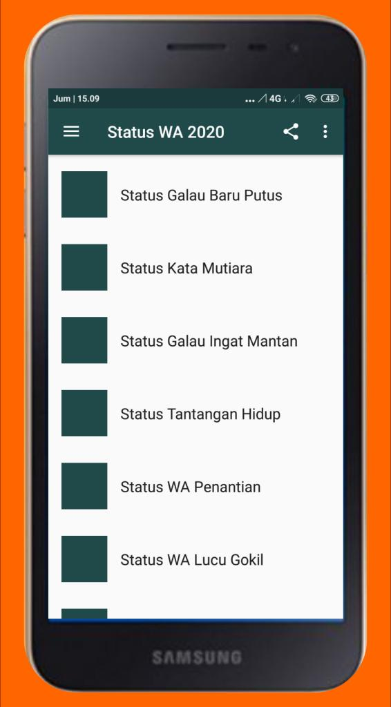 Status Wa 2020 For Android Apk Download