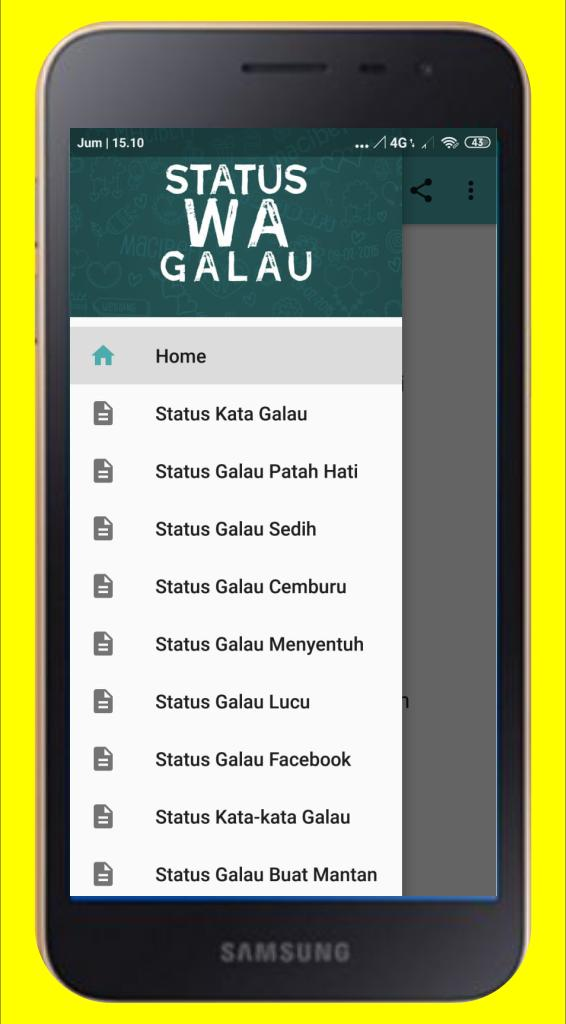 Status Wa Galau For Android Apk Download