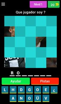 Que jugador soy ? poster