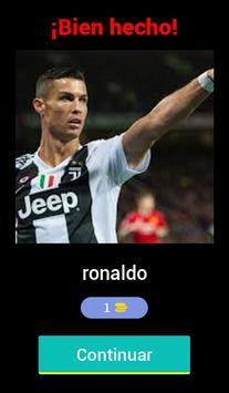 Que jugador soy ? screenshot 1