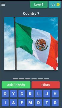 Quiz Flags of the World screenshot 2