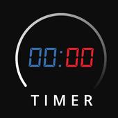 Velites: Workout Interval Timer for CrossFit WOD 아이콘