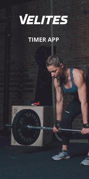 Velites: Workout Interval Timer for CrossFit WOD 포스터